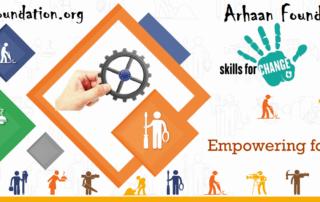 Arhaan Foundation, TP, Training Partner