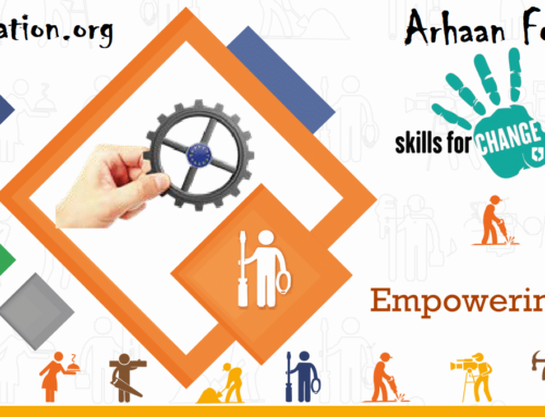 Skill Development Glimpses at Arhaan Foundation