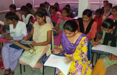 Support to Training and Employment Programme for Women , STEP, Arhaan Foundation
